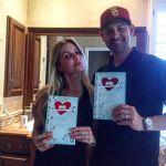 Aaron Boone's Wife Laura Cover - Instagram
