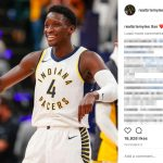 Is Victor Oladipo's Girlfriend Bria Myles?- Instagram