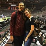 Jayson Tatum's girlfriend Samie Amos- Instagram