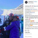 Mikaela Shiffrin's Boyfriend Mathieu Faivre- Instagram