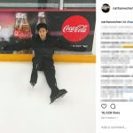 Nathan Chen's Girlfriend Mai Mihara -Instagram
