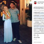 Patrick Mahomes' Girlfriend Brittany Matthews -Instagram