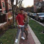 Patrick Mahomes' Girlfriend Brittany Matthews - Instagram