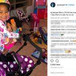 AJ Bouye's daughter Zoe - Instagram