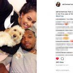 Derrick Henry's girlfriend Adrianna Rivas - Instagram
