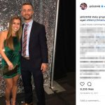 Jake Elliott's girlfriend Annie Timyan- Instagram