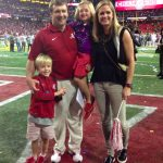 Kirby Smart's wife Marybeth Smart - Facebook