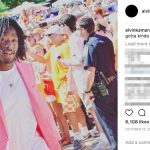 Who is Alvin Kamara's girlfriend?- Instagram