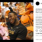 Who is Alvin Kamara's girlfriend?-Instagram