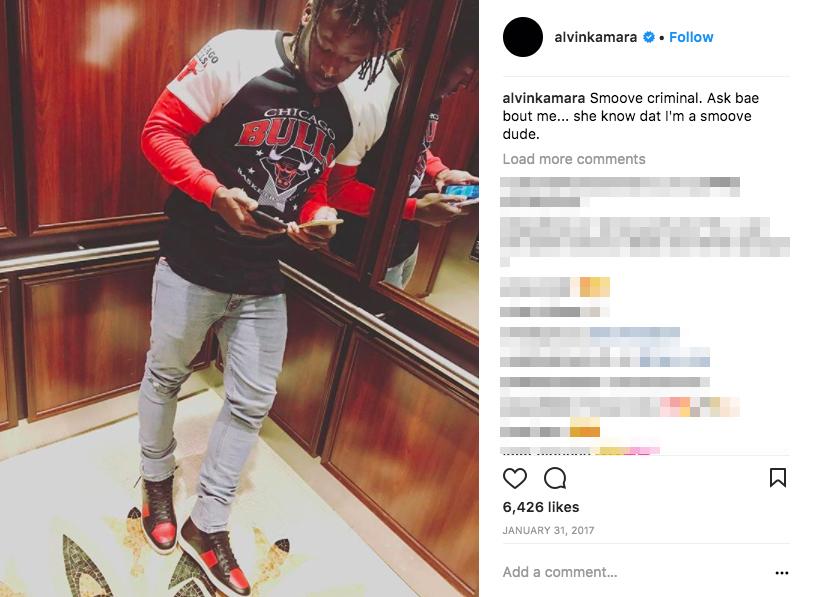 Who Is Alvin Kamara's Girlfriend?