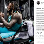 Who is Jay Ajayi's girlfriend?-Instagram