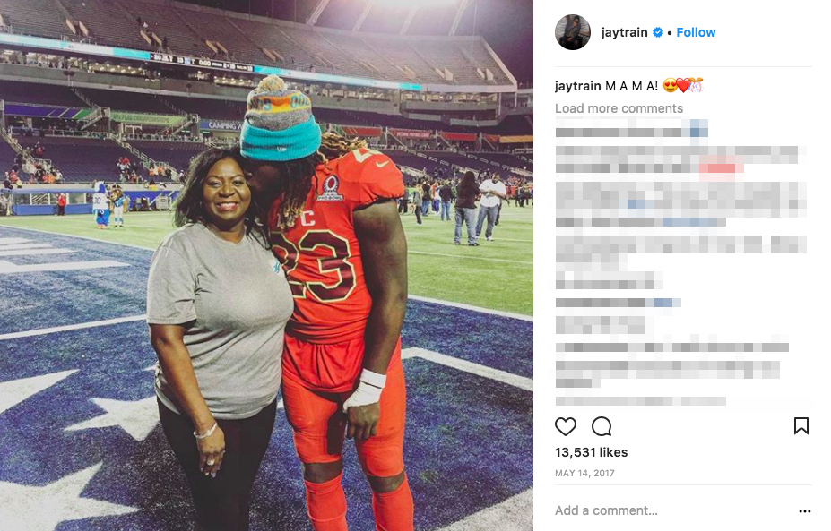 Who is Jay Ajayi's Girlfriend?