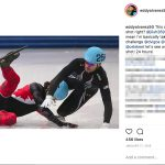 Ashley Wagner's Boyfriend Eddy Alvarez-Instagram
