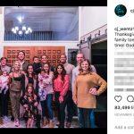Carson Wentz's wife Maddie Oberg -Instagram
