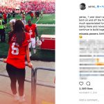 Corey Clement's girlfriend Micaela Powers- Instagram