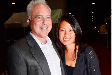 Jeffrey Lurie's wife Tina Lai