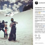 Shaun White's girlfriend Sarah Barthel- Instagram