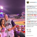 Josh Allen's girlfriend Brittany Williams-Instragram