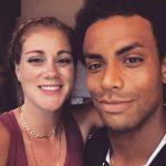 Khris Davis' girlfriend Jill Kraak-Facebook