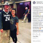 Kyle Freeland's girlfriend Ashley Chrisman-(@freeballin21) • Instagram