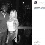 Cordarrelle Patterson's girlfriend Taylor Quick-Instagram