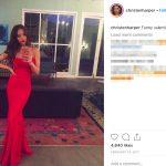 Jared Goff's girlfriend Christen Harper-Instagram