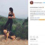Jared Goff's girlfriend Christen Harper -Instagram