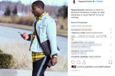Who Is Sony Michel's girlfriend? - Instagram