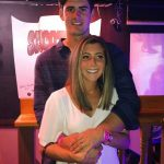 Daniel Jones' girlfriend Ella Bonafede- Instagram
