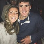 Daniel Jones' girlfriend Ella Bonafede-Instagram