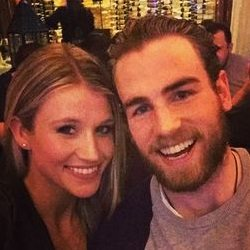 Ryan O'Reilly's wife Dayna O'Reilly