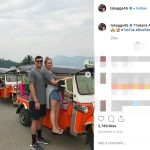 Tyler Skaggs wife Carli Skaggs - Instagram