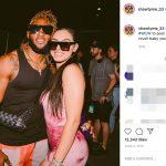 Aaron Jones' girlfriend Crystal Molina- Instagram (@showtyme_33) • Instagram