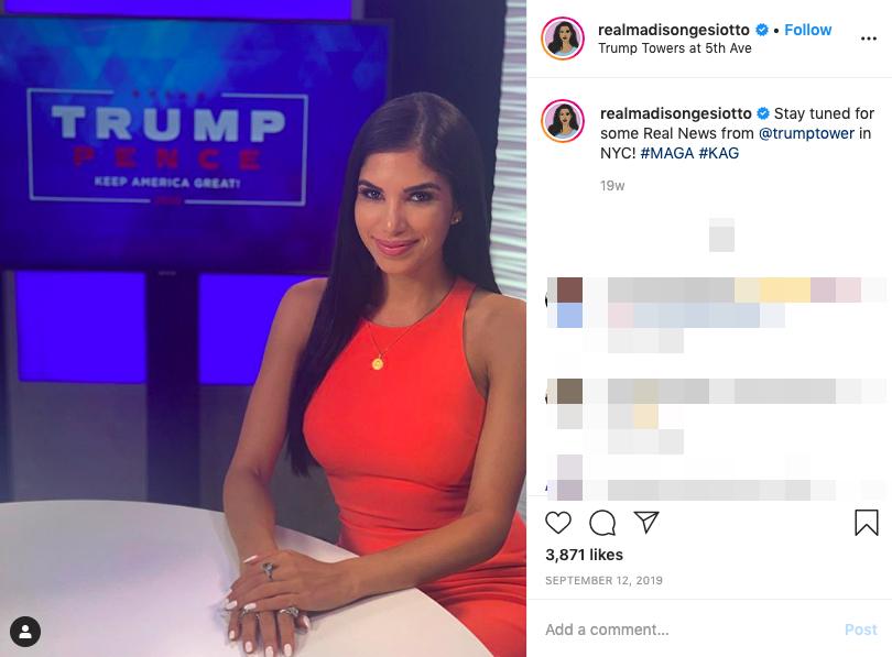 Is Nick Bosa's Girlfriend Madison Gesiotto?