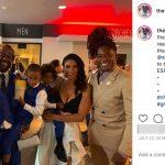 Kofi Kingston's wife Kori Campfield( @thetruekofi) • Instagram