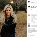 Harold Varner's girlfriend Amanda Singleton - (@hv3_golf) • Instagram