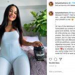 Tyler Herro's girlfriend Katya Elise Henry- Instagram @katyaelisehenry