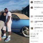 Clyde Edwards-Helaire's girlfriend Desireé Jones(@desireej0nes) • Instagram