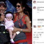 Helio Castroneves wife Adriana Henao - (@heliocastroneves) •Instagram