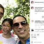 Helio Castroneves wife Adriana Henao-(@heliocastroneves) •Instagram